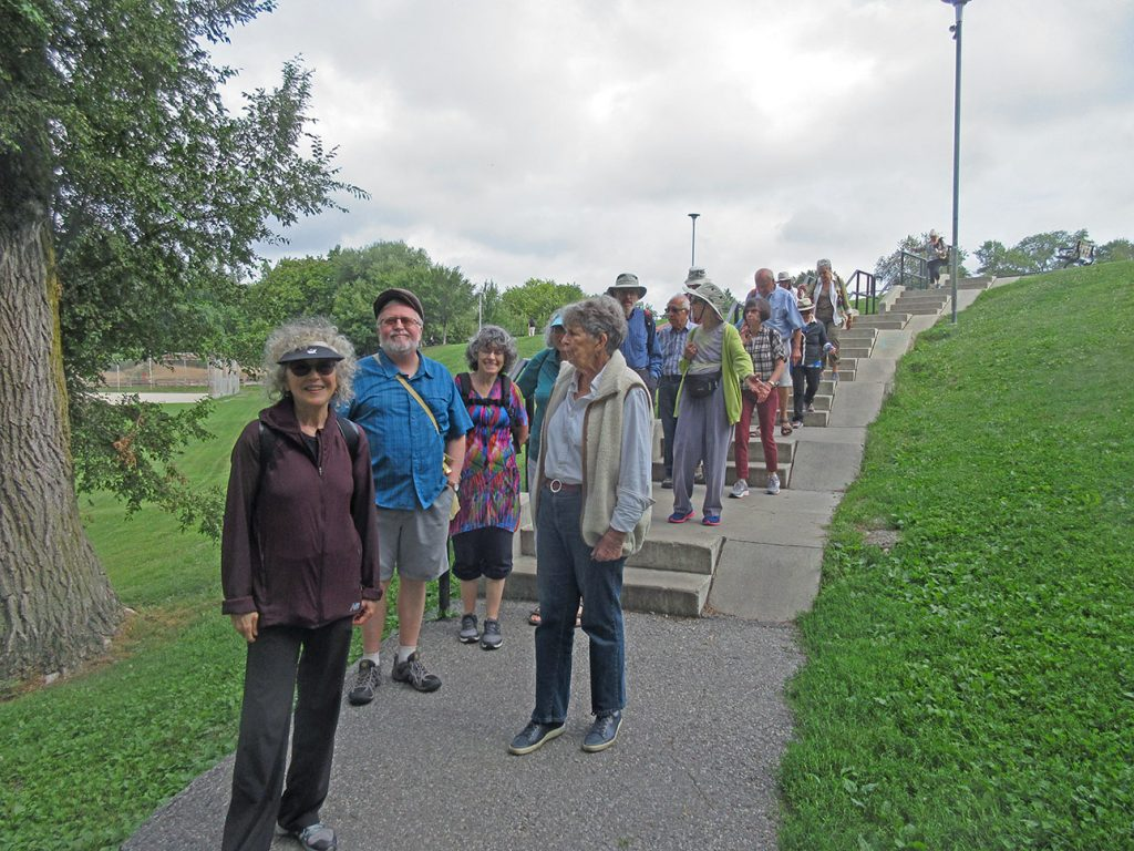 Last Tuesday Walk – Riverdale and Surrounding Area