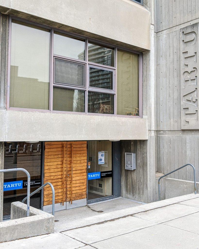 yTC Madison Entrance